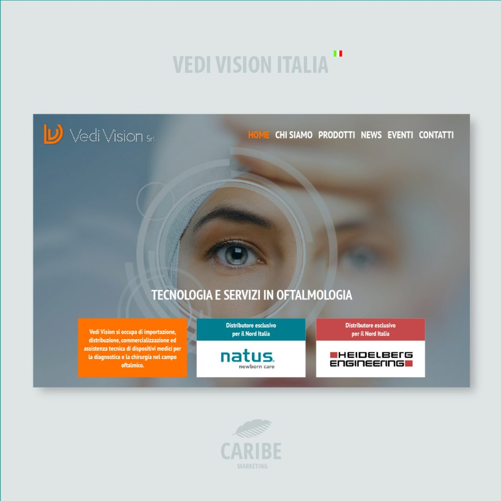 Realizzazione siti internet Venezia
