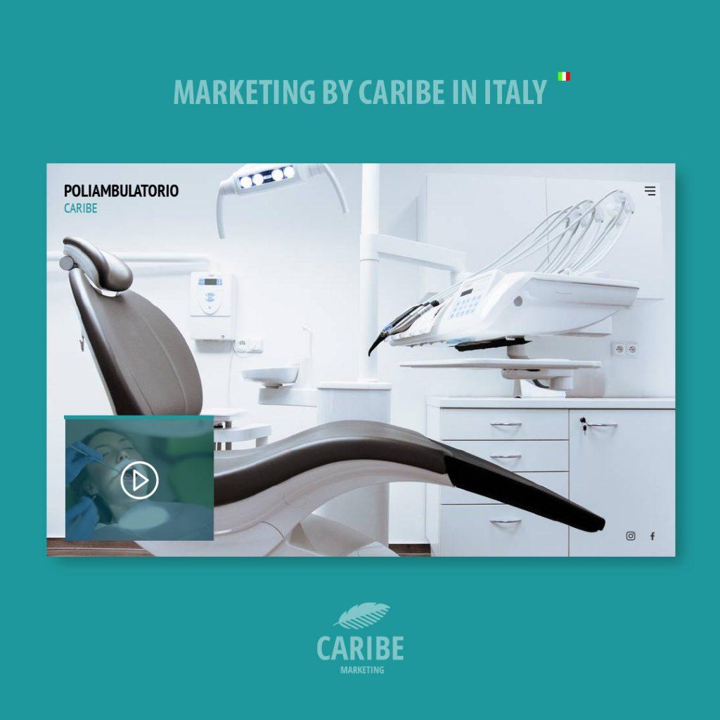 Sito internet per dentisti marketing Venezia