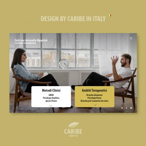 Web agency Venezia, realizzazione siti internet psicologi