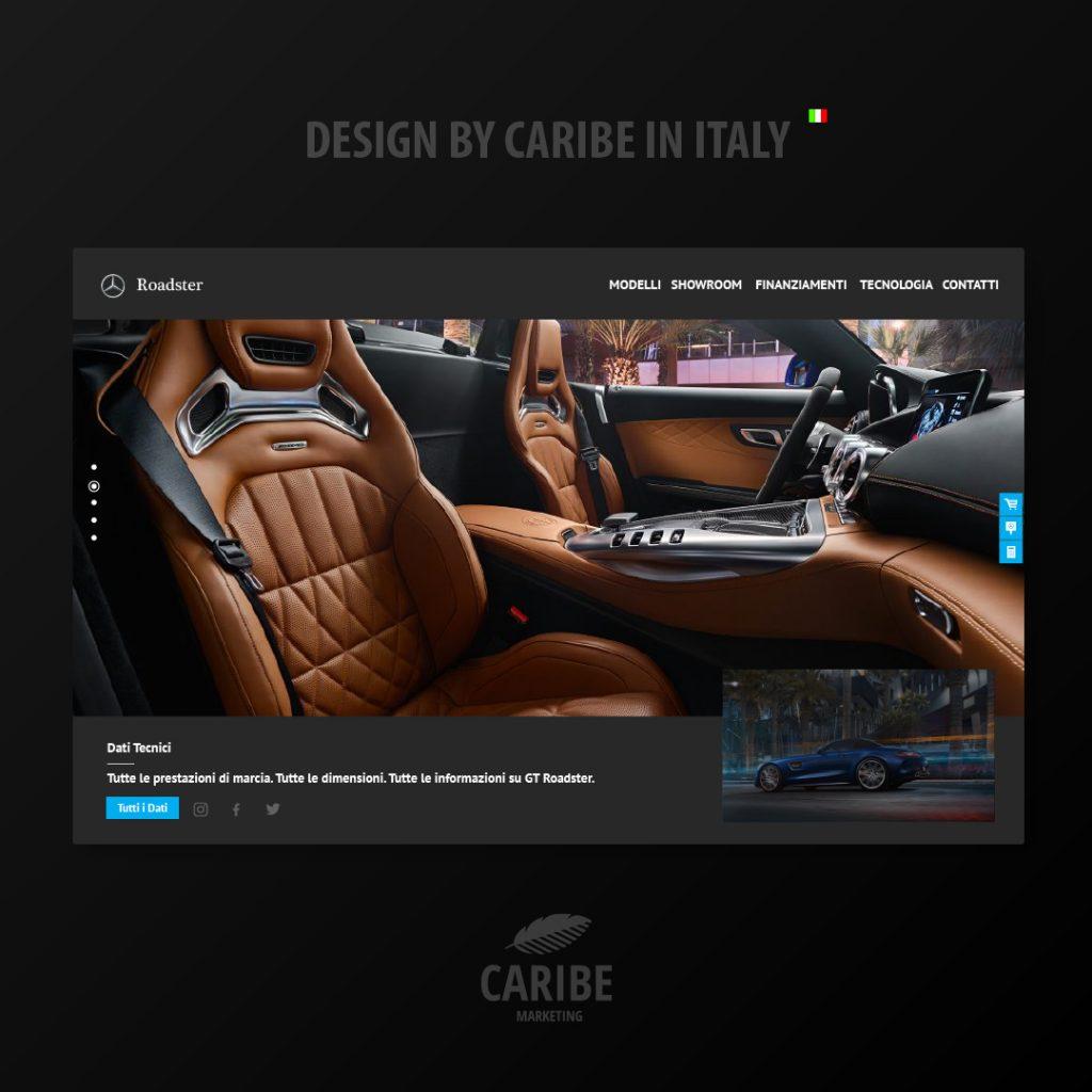 Agenzia di comunicazione Venezia Caribe Marketing