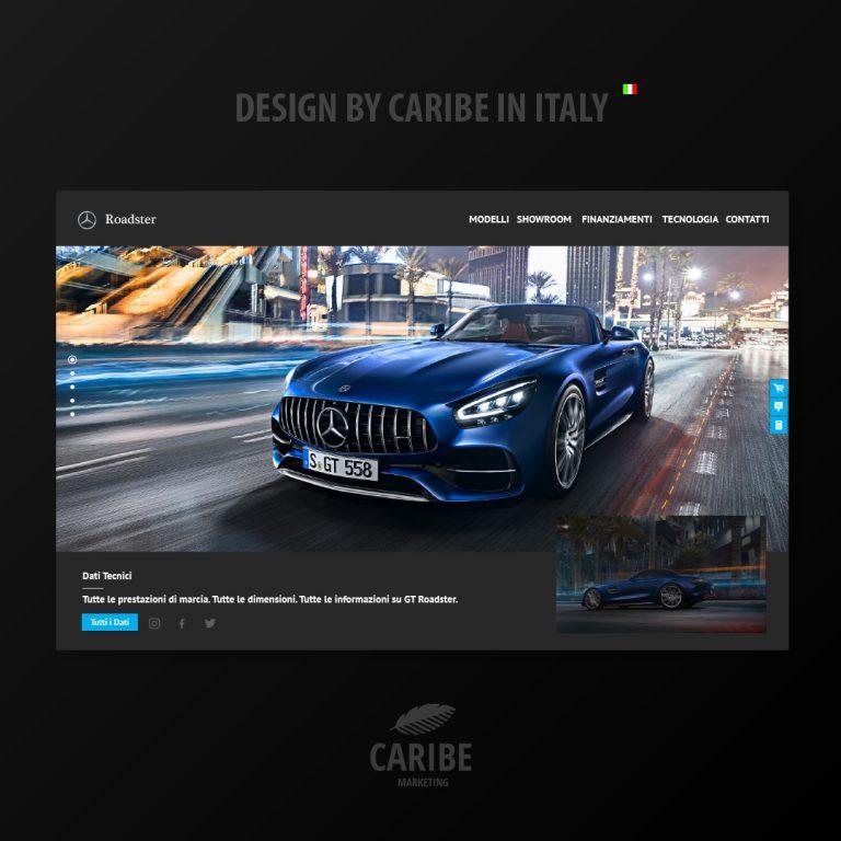 Web Agency a Venezia Caribe Marketing